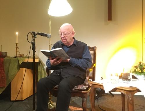 """""""Jeder Christ ist mit Gaben des Heiligen Geistes beschenkt."""" – Eine Lesung von Siegfried Großmann"""