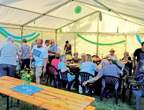 Ein tolles Sommerfest mit großen Folgen