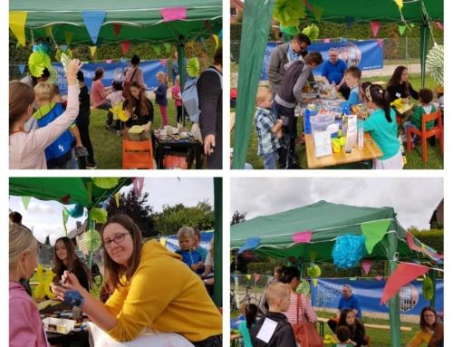 Kuffi-Fest – und wir waren wieder dabei!